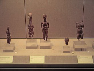 Statuettes 2800-2300 years B.C