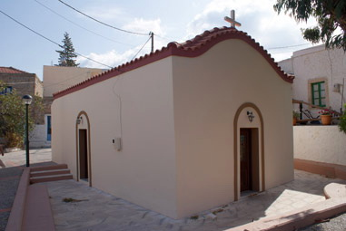 The Church of the Annunciation in Pyli